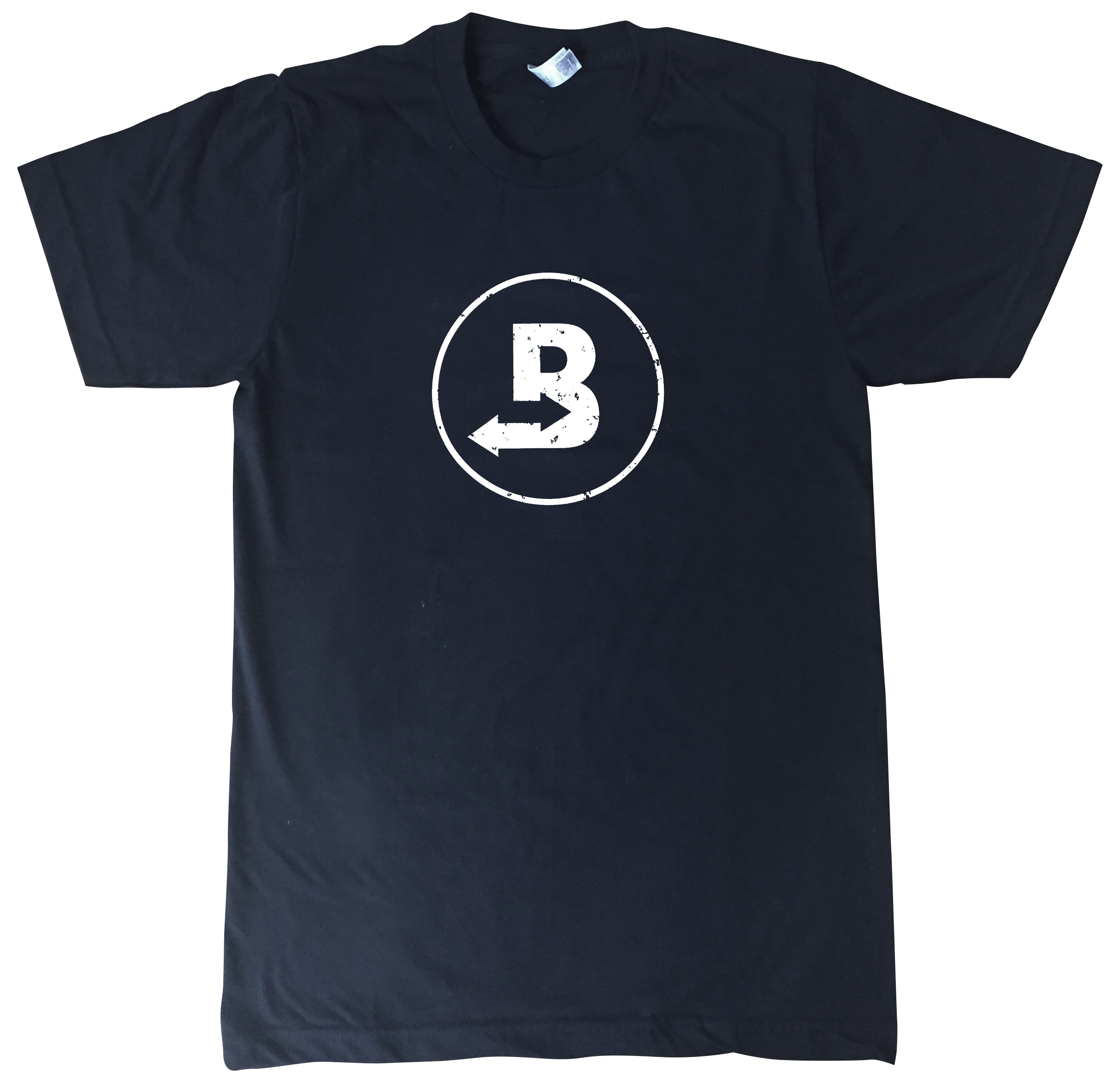 black boveda logo t-shirt