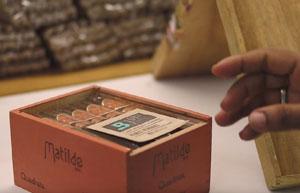 Matilde Cigar Box