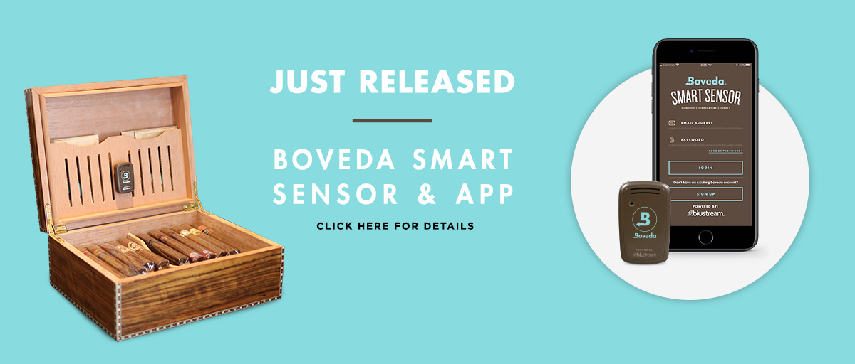 Boveda Sensor and App