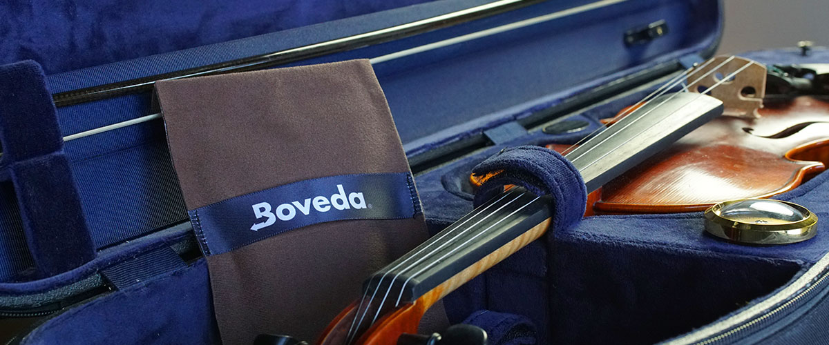 Boveda for Wood Instruments