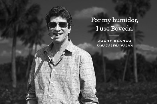 For My Humidor | Jochy Blanco