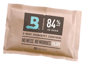 84% Boveda for Seasoning Humidors