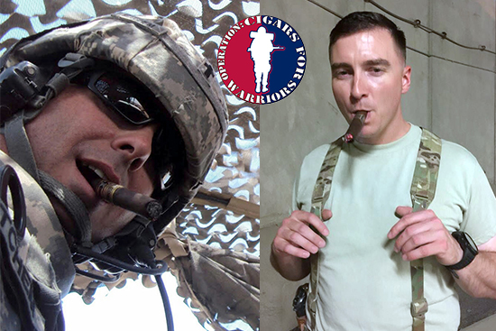 Smoke With an Army Chaplain