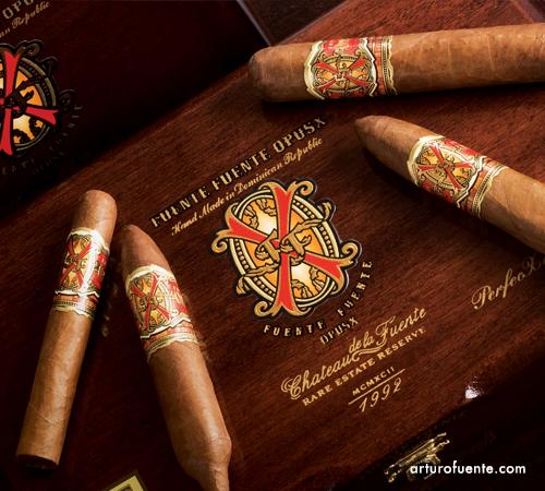 OpusX Arturo Fuente Cigars