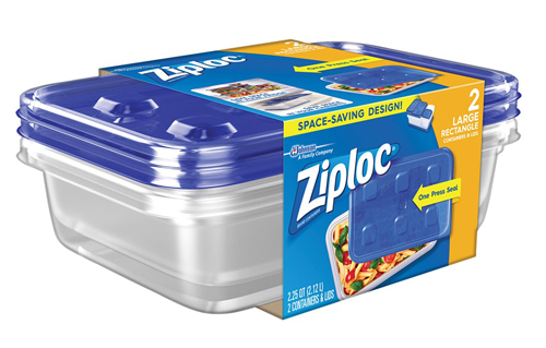 Ziplock® Container for Cigars