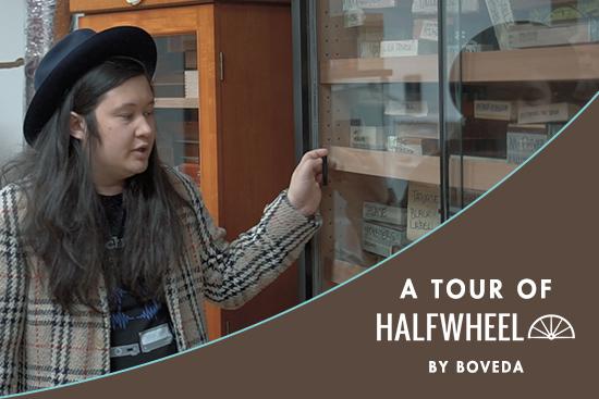 Tour halfwheel's Humidors | Bonus Ep.
