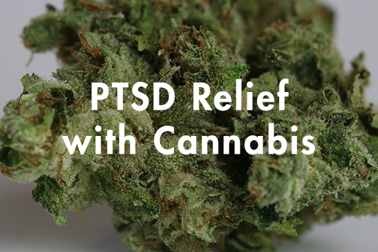 How Does Flower Help With PTSD?