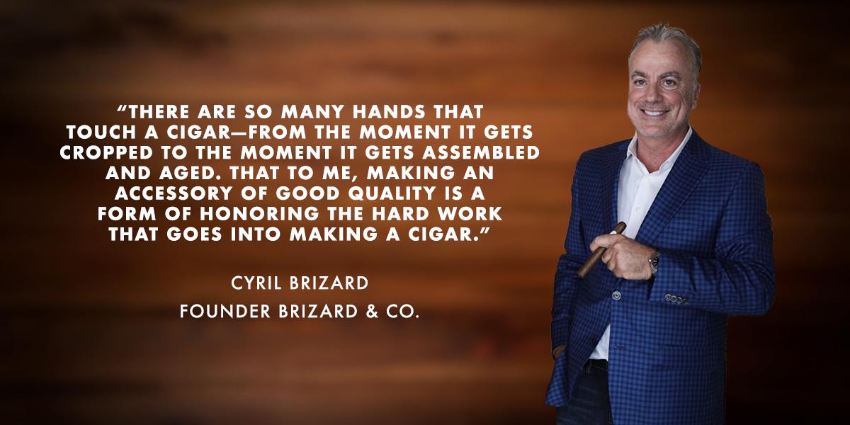 Cyril Brizard Founder