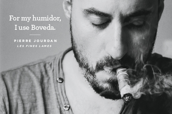 For My Humidor | Pierre Jourdan