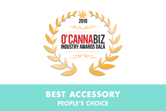 Boveda Wins O'Cannabiz Best Cannabis Accessory People's Choice Award
