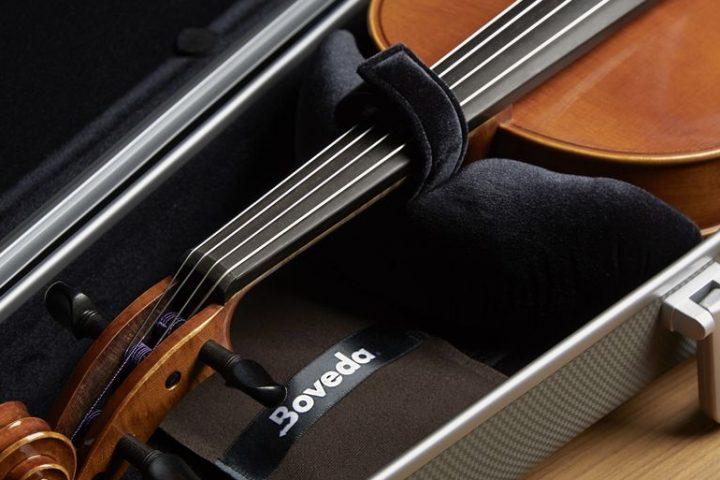 boveda placement violin