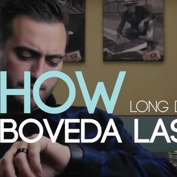 How long does Boveda last with cannabis?