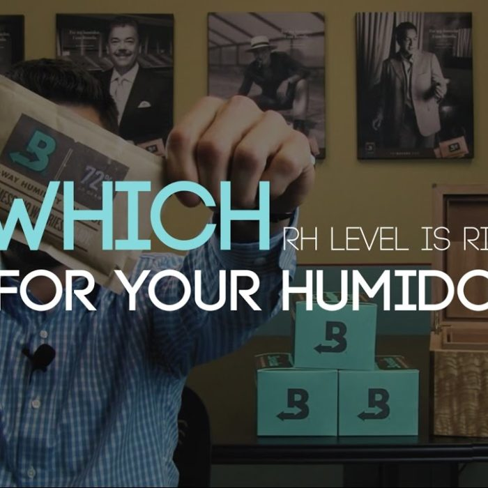 Which RH level is right for your humidor?