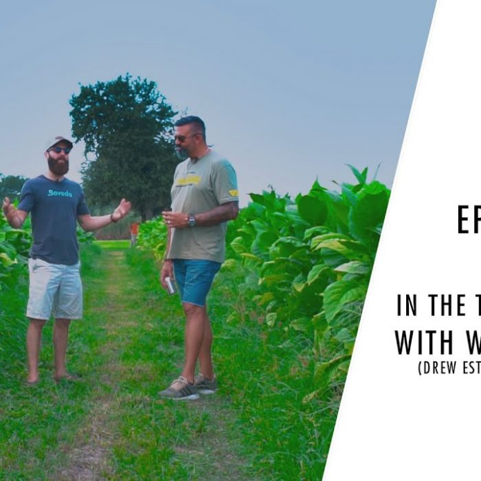 In the Tobacco Fields with Willy Herrera (Drew Estate's Master Blender) | Box Press Ep. 22