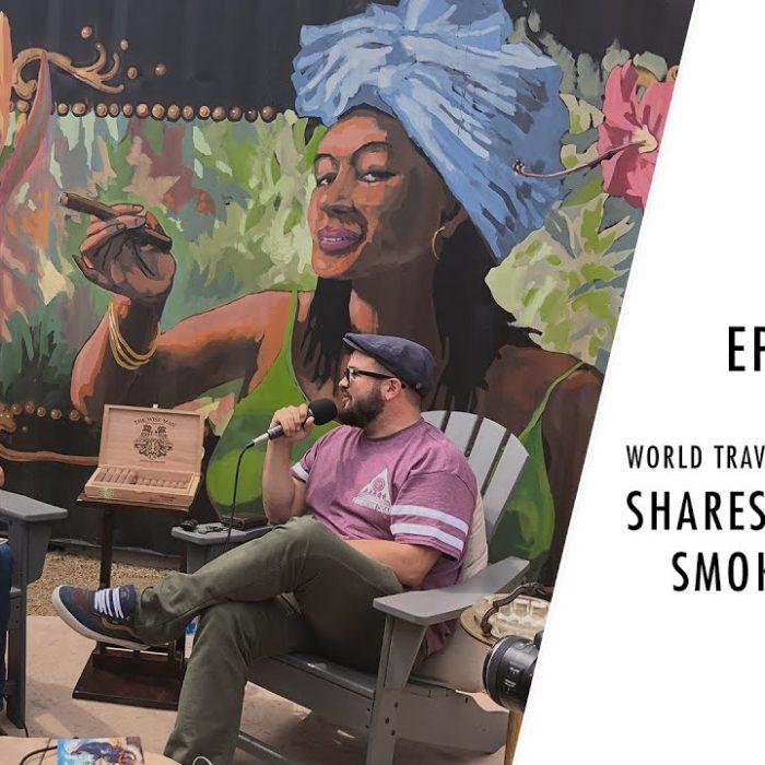 "World Traveler ""Nicaragua Nick"" Shares His Wisemen Smoke With Us! | Box Press Podcast Ep. 24"