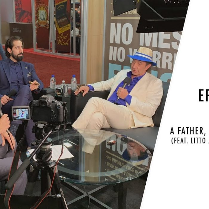 A Father, A Son and Cigars!! (Feat. Litto and Tony Gomez of LFD) | Box Press Ep. 26