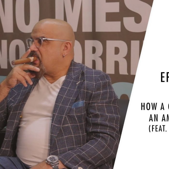 How A Color Inspired An Amazing Cigar (Feat. Erik Espinosa) | Box Press Ep. 35