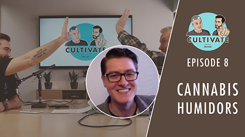 Cannabis Humidors Are Becoming Popular as Market Matures (feat. Cannador) | Cultivate Ep. 08