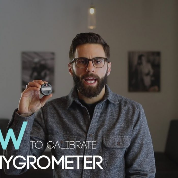 How to calibrate your hygrometer video screenshot