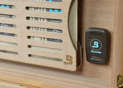 Boveda Butler in wooden box