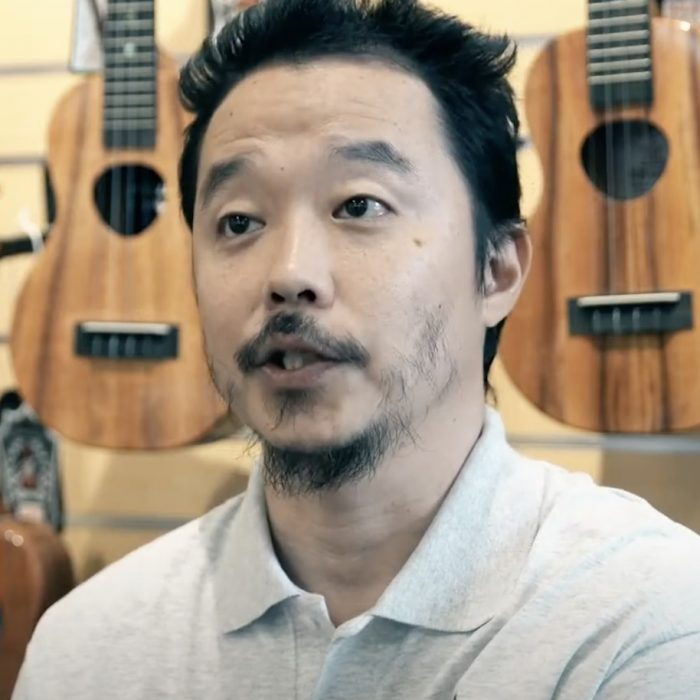 Paul Okami of KoAloha Ukulele