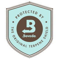 Boveda is the original terpene shield