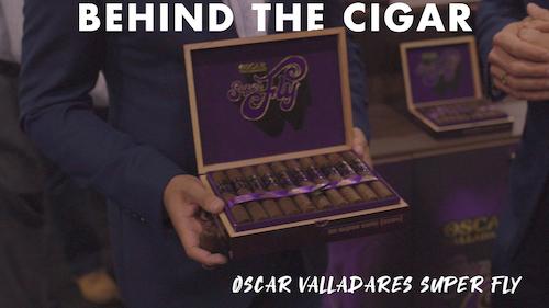 Oscar Valladares Super Fly Cigar