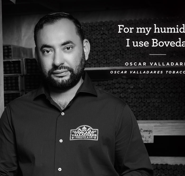 For My Humidor   Oscar Valladares