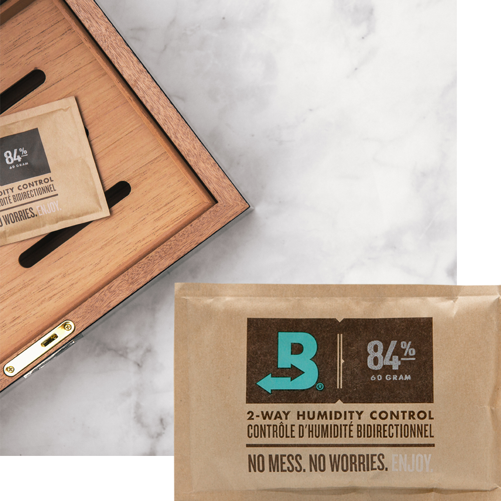 BOVEDA SEASONING PACK FOR HUMIDORS