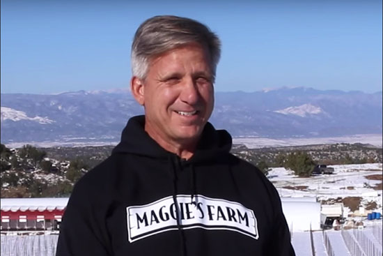 Bill Conkling, Maggie's Farm, One of the Cannabis Businesses Use Boveda