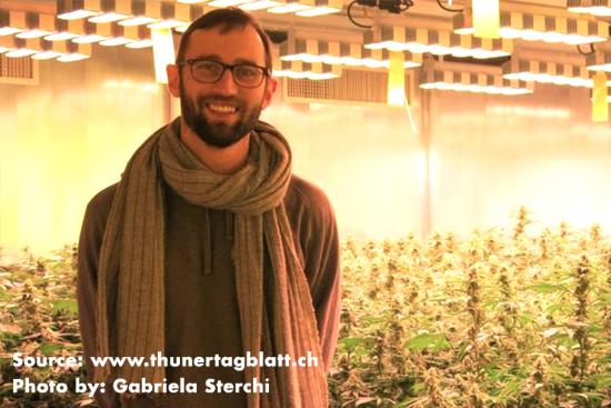 Gruenkraft hemp cannabis business uses Boveda.