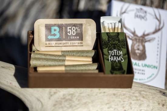 How Totem Farms And Boveda Deliver the Best Pre-Rolls to All of Oregon